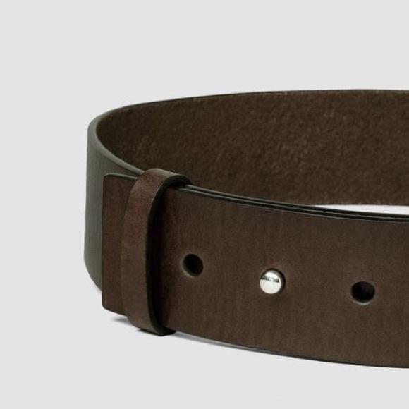 All Saints Accessories - All Saints MIMOSA waist belt - Small - Brown